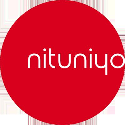 El logo rojo