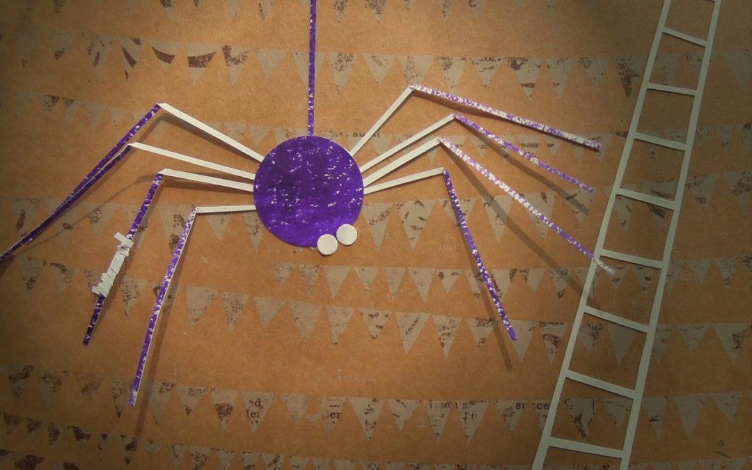 La araña LILA