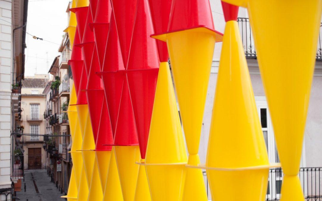 Intramurs 2016 – artesanía de conos